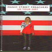 Manic Street Preachers UK Tour 2007 UK Itinerary
