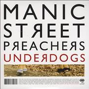 Click here for more info about 'Manic Street Preachers - Underdogs'