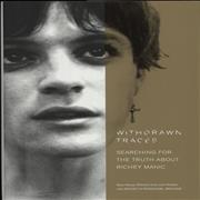 Manic Street Preachers Withdrawn Traces: Searching For The Truth About Richey Manic UK book