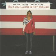 Click here for more info about 'Manic Street Preachers - You Love Alone Is Not Enough'