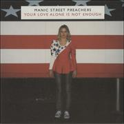 Manic Street Preachers Your Love Alone Is Not Enough UK Bundles