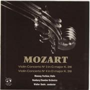 Click here for more info about 'Manoug Parikian - Mozart Violin Concertos'