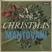 Click here for more info about 'Mantovani - A Song For Christmas'