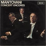 Click here for more info about 'Mantovani - Concert Encores - 2nd'