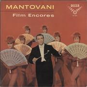 Click here for more info about 'Mantovani - Film Encores'