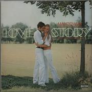 Click here for more info about 'Mantovani - Love Story From Monty With Love'