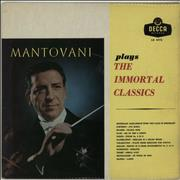 Click here for more info about 'Mantovani Plays The Immortal Classics'