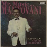 Click here for more info about 'Mr. Music...Mantovani'