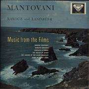 Click here for more info about 'Mantovani - Music from the Films - Unboxed - EX'