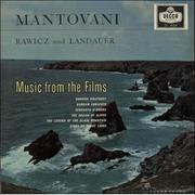 Click here for more info about 'Mantovani - Music from the Films'