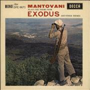 Click here for more info about 'Mantovani - Plays The Theme From Exodus And Other Themes'