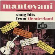 Click here for more info about 'Mantovani - Song Hits From Theatreland'