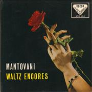 Click here for more info about 'Mantovani - Waltz Encores EP'