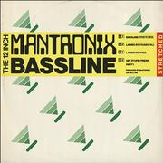 Click here for more info about 'Mantronix - Bassline'