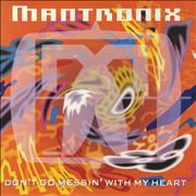 Click here for more info about 'Mantronix - Don't Go Messin' With My Heart'