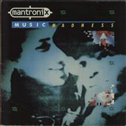 Click here for more info about 'Mantronix - Music Madness'