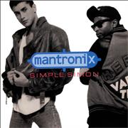 Click here for more info about 'Mantronix - Simple Simon'
