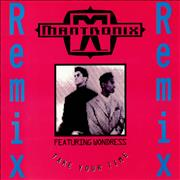 Click here for more info about 'Mantronix - Take Your Time - Remix'