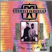 Click here for more info about 'Mantronix - Take Your Time'