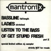 Click here for more info about 'Mantronix - The Best Of (1986-88) Sampler'