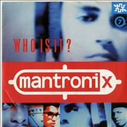 Click here for more info about 'Mantronix - Who Is It?'