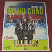 Click here for more info about 'Manu Chao - Palacio De Los Deportes'