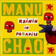 Click here for more info about 'Manu Chao - Rainin In Paradise'