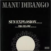 Click here for more info about 'Manu Dibango - Sun Explosion'