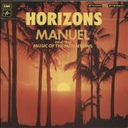 Click here for more info about 'Manuel And His Music Of The Mountains - Horizons'