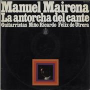 Click here for more info about 'Manuel Mairena - La Antorcha Del Cante'