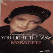 Click here for more info about 'Mara Getz - You Light The Way'