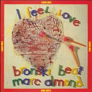 Click here for more info about 'Bronski Beat - I Feel Love - Remix'