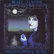 Click here for more info about 'Marc Almond - Melancholy Rose - Promo Stickered'