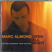 Click here for more info about 'Marc Almond - Open All Night - ltd tour edition'