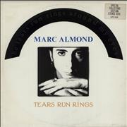 Click here for more info about 'Marc Almond - Tears Run Rings - Etched'
