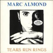 Click here for more info about 'Marc Almond - Tears Run Rings - Red Vinyl'