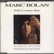 Click here for more info about 'Marc Bolan - 20th Century Boy'