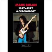 Click here for more info about 'Marc Bolan - A Chronology 1947 - 1977'