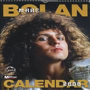 Click here for more info about 'Marc Bolan - Calendar 2008'