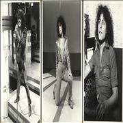 Click here for more info about 'Marc Bolan - Collection of Nine Publicity Photographs'