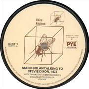 Click here for more info about 'Marc Bolan - Marc Bolan Talking To Stevie Dixon, 1973 - Solid'