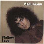 Click here for more info about 'Marc Bolan - Mellow Love - Blue Vinyl'