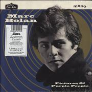 Click here for more info about 'Marc Bolan - Pictures Of Purple People - 180 Gram'
