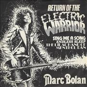Click here for more info about 'Marc Bolan - Return Of The Electric Warrior EP'