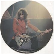 "Marc Bolan Sing Me A Song - 1st UK 12"" picture disc"