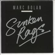 Click here for more info about 'Marc Bolan - Sunken Rags'