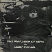 Click here for more info about 'Marc Bolan - The Warlock Of Love'