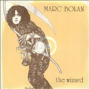 Click here for more info about 'Marc Bolan - The Wizard - EX'