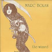 Click here for more info about 'Marc Bolan - The Wizard'