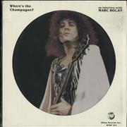 Click here for more info about 'Marc Bolan - Where's The Champagne?'